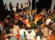Feest in het theater Project Vrijburcht